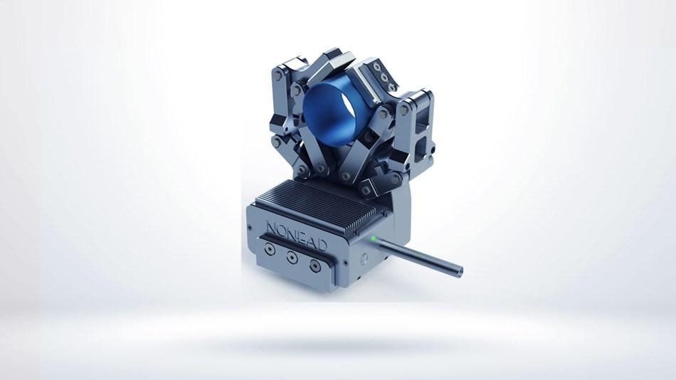 拓德二指机器人柔性夹爪 - 90
