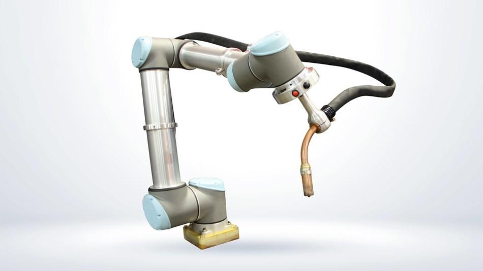 SNAPWELD 协作式机器人焊接包